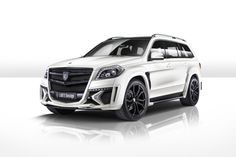 Tuning Mercedes GL by LARTE Design