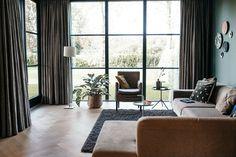 Inspiratie voor uw nieuwe houten vloer! - Knulst Houten Vloeren Divider, Curtains, Room, Furniture, Home Decor, Bedroom, Blinds, Rooms, Interior Design