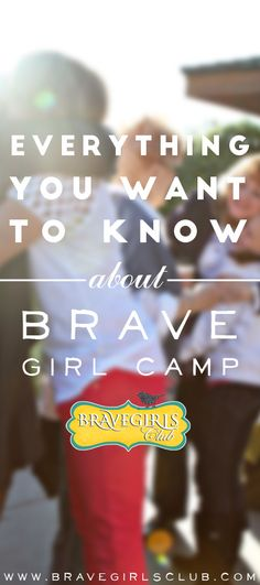 Everything you want to know about Brave Girl Camp {art+life+soul retreat for women}