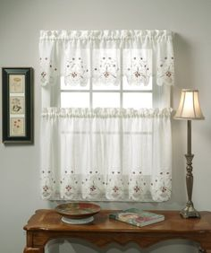 25 Best Tier Curtain Images Tier Curtains Kitchen Window Treatments Home Fashion