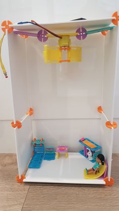 Look what Heidi created with her Roominate kit! Such creativity! Creativity, Make It Yourself, Kit, Create, Toys, Building, How To Make, Baby, Activity Toys