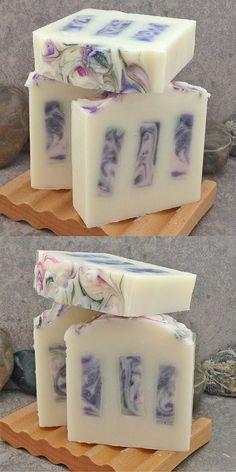 Embedded soap how to from Alaiyna B. Bath and Body.