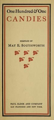 One hundred & one candies : Southworth, May E. (May Elizabeth) : Free Download & Streaming : Internet Archive