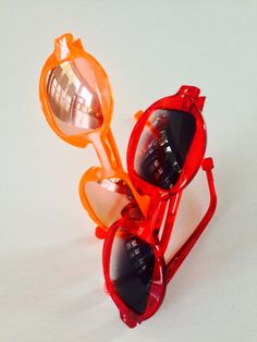 8dacd9e3b543 Be Whaouh ! Neon orange Be Whaouh ! Shiny Red Cobalt, Eyeglasses, Bleu,