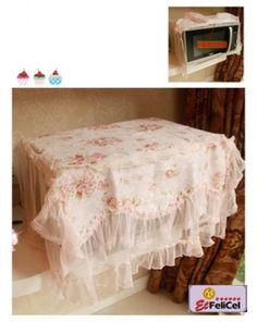 Pink Rose Lace Microwave Cover  Price : IDR 70.000 Size : 53x30x37 cm   For Order : Pin bb : 5279D5D2 Line : etfelicel1 WA : 085216016388 Ig : etfelicel FB : www.Facebook.com/etfelicel.shop www.etfelicel.com