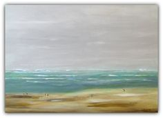 Acryl/Leinwand 50 cm x 70 cm x 1,5 cm Preis 420,- Euro  Ice