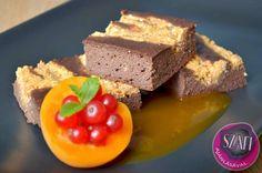 Egyszerű sárgabarackos cukkini brownie és muffin ~ Éhezésmentes Karcsúság Szafival