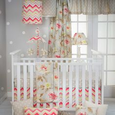 Harper 3 Piece Crib Bedding Set >>> Want to know more, click on the image. (This is an affiliate link) #HomeDecor