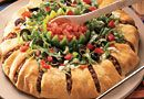 Taco Ring - The Pampered Chef® An oldie, but a goodie. Love this recipe. www.pamperedchef.biz/chefskorski
