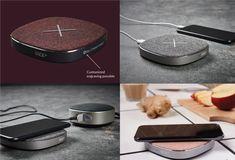 Charge it Qi-Oplader & Powerbank - CadeauXperts Gadget Gifts, Design Awards, Smartphone, Gadgets, Appliances, Gadget, Tech Gadgets