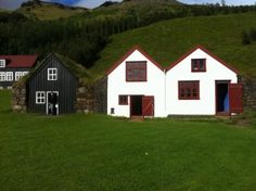Little Houses of Iceland, Old and New