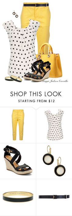 """""""Dior Bag"""" by maggie-jackson-carvalho on Polyvore featuring Dsquared2, Wallis, Sperry, Kate Spade and Maison Boinet"""