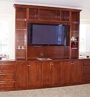 CC Wall Units and Wall Beds, Custom home furniture design | Custom Wall Units