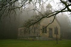 Spooky Schoolhouse