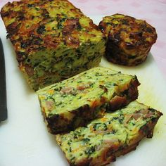 Savoury loaf - 'I made this for 4 hungry men's lunch and they all thought it delicious.'mad56