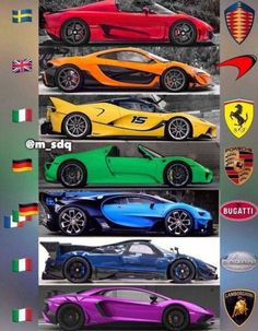 Sport Cars Wallpaper Autos 45 Best Ideas The Effective Pictures We Offer You About Cars sports A quality picture can tell you many things. You can find the most beautiful pictu Lamborghini Gallardo, Carros Lamborghini, Lamborghini Cars, Exotic Sports Cars, Cool Sports Cars, Exotic Cars, Maserati, Bugatti, Supercars