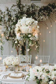 An Elegant Weekend Wedding in Muskoka | A hint of Gatsby and a Muskoka location inspired this Ontario wedding captured by Mango Studios| Photography by: Mango Studios