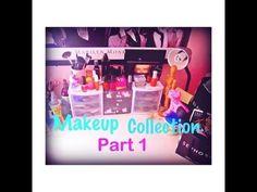 Makeup Collection Part 1 2013
