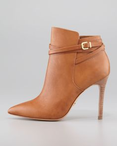 Pour la Victoire Candence Levy Pointy-Toe Bootie