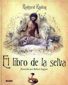 EL LIBRO DEL DÍA    El libro de la selva, de Rudyard Kipling.  http://www.quelibroleo.com/el-libro-de-la-selva 25-11-2012