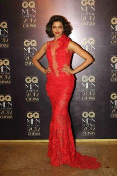 What do you think of Deepika's Red Hot outfit?