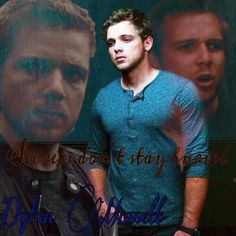 An edit I made of Dylan Massett  Max Thieriot