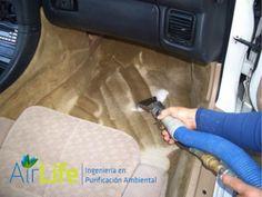 Para evitar que nuestro auto siga juntando enfermedades purificación de aire AIRLIFE te dice unos Tips para Mantener Limpio Tu Auto. Aspira el interior: Siempre es bueno aspirar el suelo y los asientos de tu carro (en caso de que sea tapicería de tela) hacerlo te ayudará a disminuir malos olores y mantenerlos limpios por más tiempo. http://www.airlifeservice.com