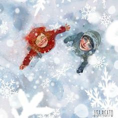 Chemistry Posters, Winter Is Comming, Ice Art, Winter Magic, Childrens Christmas, Art Inspo, Art Drawings, Illustration Art, Animation