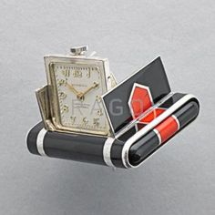 Jewels 3, Telling Time, Art Deco Period, Pocket Watches, Square Watch, Georgian, Vintage Watches, Art Deco Fashion, Precious Metals