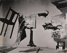 Discover the Genius of Philippe Halsman's Surrealist Portraits | TIME