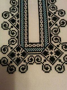 Stitch Patterns, Crochet Patterns, Beaded Embroidery, Cross Stitch, Design, Men's Shirts, Embroidery Stitches, Crossstitch, Crosses