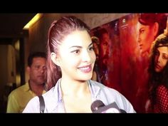 Jacqueline Fernandez reaction after watching MIRZYA movie.