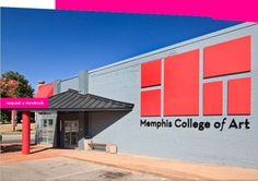 Home - Memphis College of Art Memphis College, Animation Schools, Digital Cinema, Digital Media, Tennessee, Random, Outdoor Decor, Home, Art