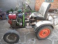 Самодельний мини-трактор,будут вопросы или желание заказать звоните нам т. 097 564 04 05