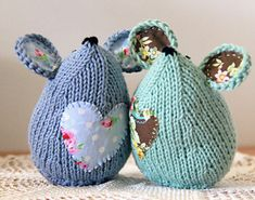 Tea Mouse Knitting Pattern on Ravelry