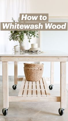 Diy Furniture Plans Wood Projects, Repurposed Furniture, Painted Furniture, Diy Projects, Whitewash Wood, Chair Makeover, Diy Home Improvement, Home Decor Accessories, Diy Home Decor