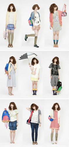 #ulzzang #fashion