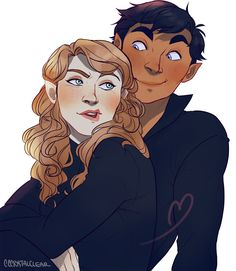 """cccrystalclear: """"Last picture of 2k16 """" Feyre and rhysand"""