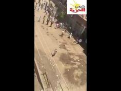 بالفيديو : داعش بنى سويف يهاجم المواطنين | بوابة شمس الحرية الإخبارية