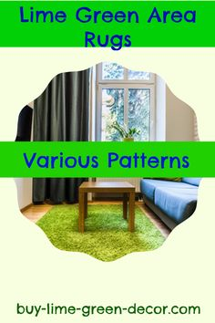 #4limegreendecor Lime green area rugs including lime green and white area rugs - lime green shag rugs - lime green bathroom rugs - lime green kitchen rugs and outdoor rugs