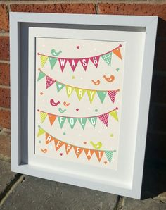 'Wash, dry, fold, repeat' Print - The Supermums Craft Fair
