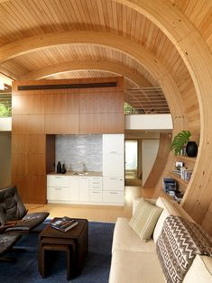 Design by TOTeMS Architecture and Interiors by Studio Hive, Inc.