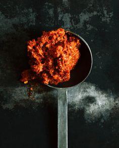 Gewürzpaste als Basis für ein leckeres Thai- oder vietnamesisches Curry.