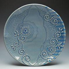 handmade plates pinterest - Google Search