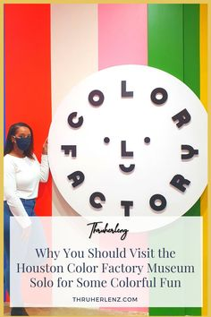 Solo travel can be scary but it can definitely be rewarding. I went to the Color Factory Museum in the Upper Kirby Neighborhood of Houston, Texas as a solo female traveler and had a great time. If you're by yourself then I have the perfect thing to do while you visit Houston. Read my post about my experience and how I have a wonderful, colorful time!