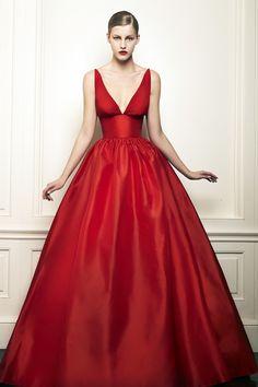 Miss Millionairess / Valentine's Day Red / karen cox. Red Glamour Gown Celia Kritharioti