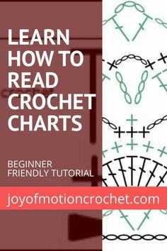 Reading Crochet Charts: A Helpful Beginners Guide. With free download. Read crochet charts. Beginners guide to reading crochet charts. Crochet chart tutorial. Crochet charts guide. Free crochet tutorial. Free read crochet charts tutorial. Pin it now  keep it forever.