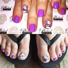 """""""Do you like matching mani-pedi? Love this color on her. It's Pedi time! Come #getPolished today! #newToes #Pedicure  #nailswag #nailart #naildesign #instanails #nailsokc #okcnails #yukonsbest #okcBest #okc #nails #bestnailsalon #nailsalon #nailaddict #getpolished #bestManiPedi #BestFacial #polishednailsok #getPamperedAtPolished #NewNails #naillove"""" Photo taken by @polishednailsok on Instagram, pinned via the InstaPin iOS App! http://www.instapinapp.com (07/16/2015)"""