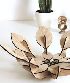 Leaf bowl - Rune Elmegaard