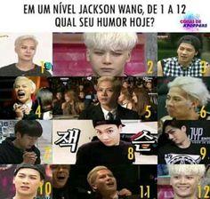 New Memes Faces Jackson 35 Ideas Jackson Wang, Got7 Jackson, Mexican Funny Memes, Funny Kpop Memes, K Pop, Funny Boyfriend Jokes, Got7 Meme, Baby Memes, Funny Relationship Memes